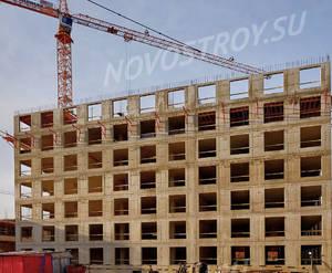 ЖК «Neva Haus»: ход строительства корпуса №2
