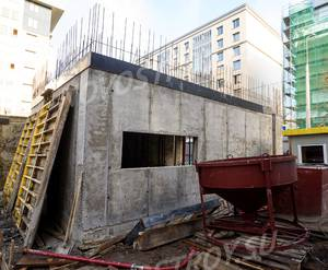 МФК «Loft na Srednem»: ход строительства корпуса №4
