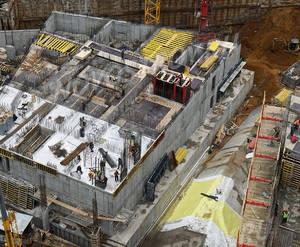 ЖК «Wellton Towers»: ход строительства корпуса №11.2