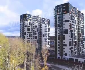 ЖК «Гольфстрим»: скриншот с видеообзора