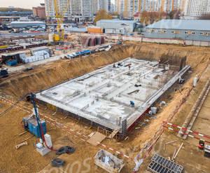 ЖК «Жулебино парк»: ход строительства корпуса №2