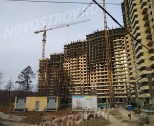 ЖК «Одинбург»: ход строительства