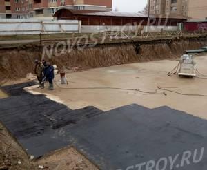ЖК «Подрезково»: ход строительства 8 очереди