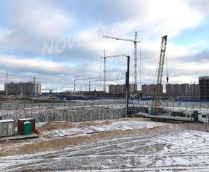 ЖК «Мурино Парк»: ход строительства