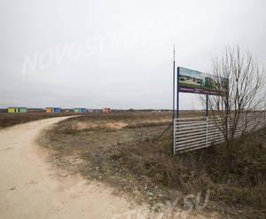 КП «Сиверская Палитра»: ход строительства ноябрь 2018