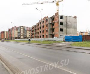 ЖК «Трио»: ход строительство ноябрь 2018