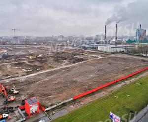 ЖК «Цивилизация на Неве»: ход строительства корпуса 1
