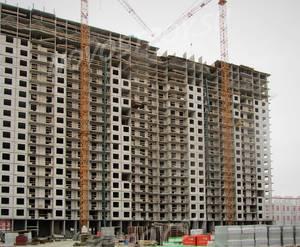 ЖК «Огни залива»: ход строительства 2 очереди