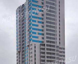 ЖК «Цветной город»: ход строительства дома №2