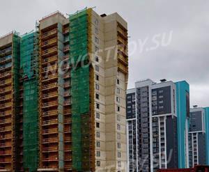 ЖК «Шуваловский»: ход строительства корпуса №15