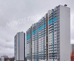 ЖК «Новая Охта»: ход строительства дома №5