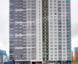 ЖК «Новая Охта»: ход строительства дома №7