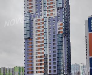 ЖК «Калейдоскоп»: ход строительства корпуса №3