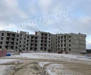 МЖК «Новое Сертолово»: ход строительства 2 очереди