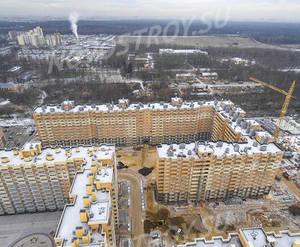 ЖК ЦДС «Новое Янино»: ход строительства корпуса В