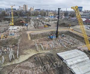 ЖК ЦДС «Елизаровский»: ход строительства