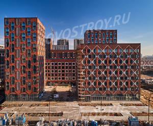 ЖК «ЗИЛАРТ»: ход строительства дома №5