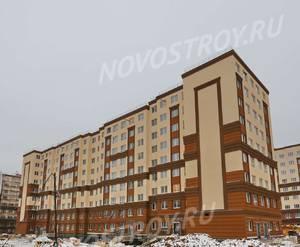 ЖК «Государев дом»: ход строительства корпуса №44