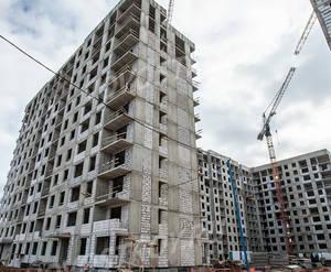 ЖК «Южное Бунино»: ход строительства корпуса №7