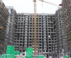 ЖК «Испанские кварталы»: ход строительства дома №7.1