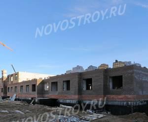 МЖК «Театральный парк»: ход строительства корпуса №14