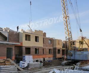 МЖК «Театральный парк»: ход строительства корпуса №29-30