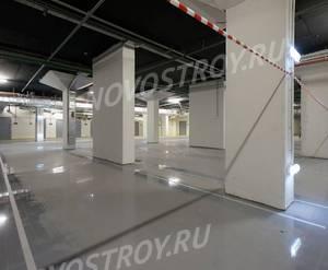 ЖК «Невский»: ход строительства паркинга