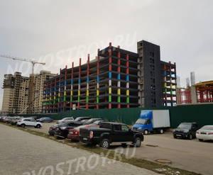 ЖК «Новое Бутово»: ход строительства паркинга