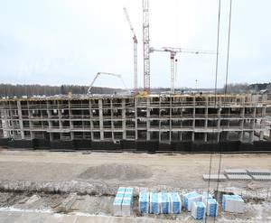 ЖК «Кленовые аллеи»: ход строительства корпуса №5