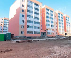 ЖК «Томилино»: ход строительства дома №5 из группы застройщика