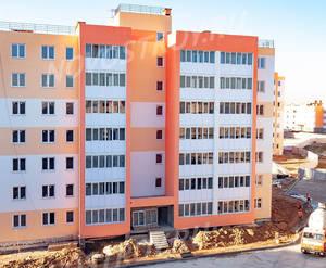 ЖК «Томилино»: ход строительства дома №6 из группы застройщика