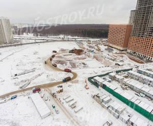 ЖК «Столичные поляны»: ход строительства корпуса №4