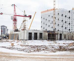 ЖК «Мещерский Лес»: ход строительства корпуса №6.1