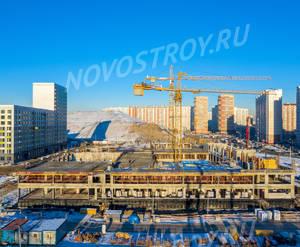 ЖК «Люберецкий»: ход строительства школы