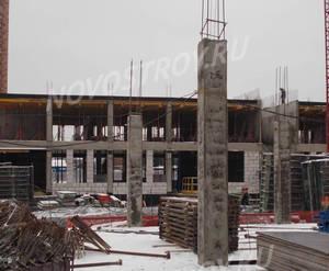 ЖК UP-квартал «Сколковский»: ход строительства школы