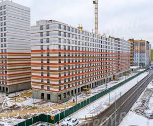 МЖК «Восточное Бутово»: ход строительства корпуса №7.2