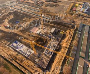 ЖК «Измайловский 11»: ход строительства владение 5а