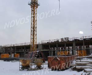 ЖК «Москва А101»: ход строительства дома №20