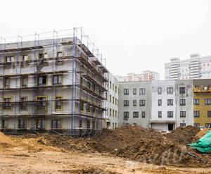 ЖК «Путилково»: ход строительства поликлиники