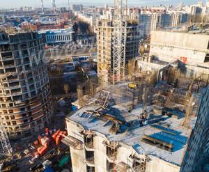 ЖК «Приморский»: ход строительства (ноябрь 2018)