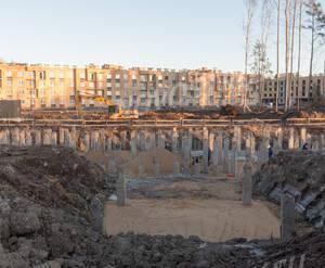 МЖК «Юнтолово»: ход строительства 5 очереди