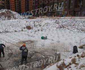 ЖК UP-квартал «Сколковский»: ход строительства корпуса №13