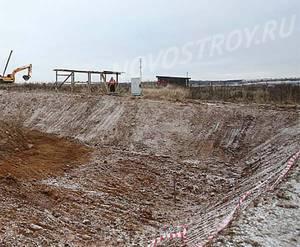 ЖК «Цветочные поляны»: ход строительства корпуса №4