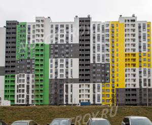 ЖК «Бутово-Парк 2Б»: ход строительства корпуса №28.1