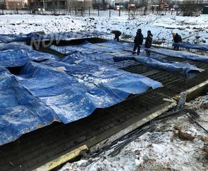 ЖК «ДОМодедово Парк»: ход строительства корпуса №11