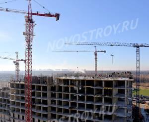 ЖК «Отрада»: ход строительства корпуса №11