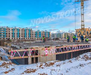 ЖК «Новогорск Парк»: ход строительства корпуса №6И