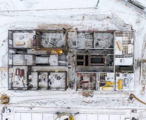 ЖК «Жулебино парк»: ход строительства корпуса №1