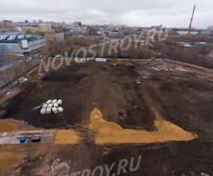 ЖК «Шереметьевский»: ход строительства корпуса №1