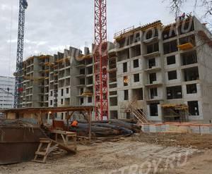 ЖК «Зеленоград Сити»: ход строительства корпуса №335